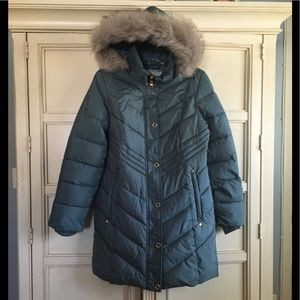 Woman's Small Anne Klein winter coat. NWT